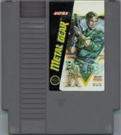 Metal Gear box - cart